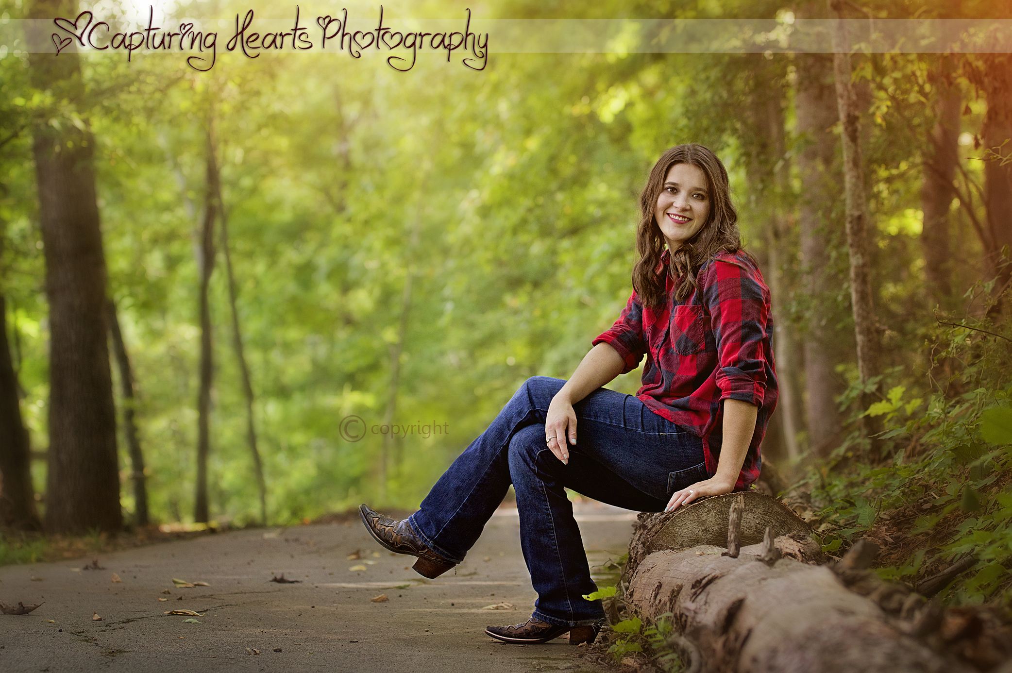 summer portrait photography knoxille tn