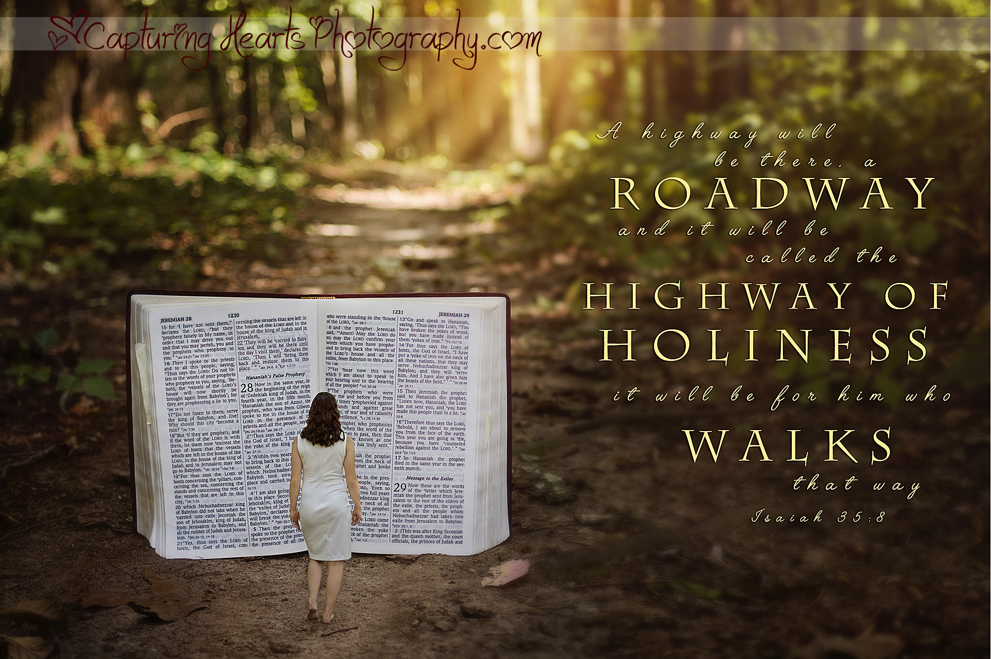 HIGHWAY OF HOLINESS web