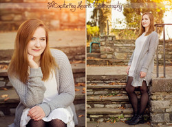 senior girl knoxville photography tennessee