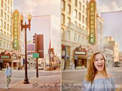 senior girl knoxville photography