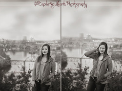 above knoxville senior session
