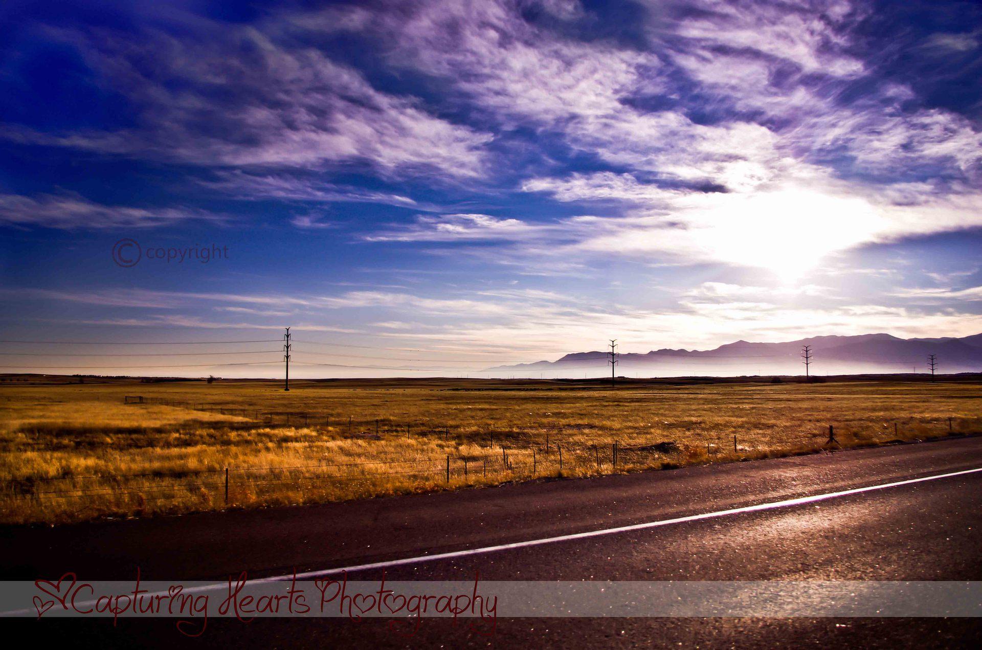 Colorado+Springs+Rocky+Mountains+Road+Grassy+Field+COPYRIGHTLQ