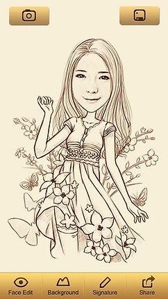 momentca-caricature-online