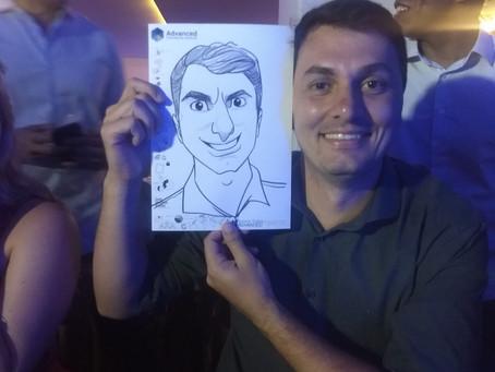 Caricatura Ao Vivo em Eventos