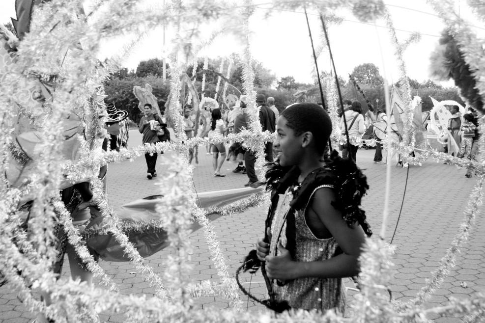 Black Boy Joy, Carnival in Queens.