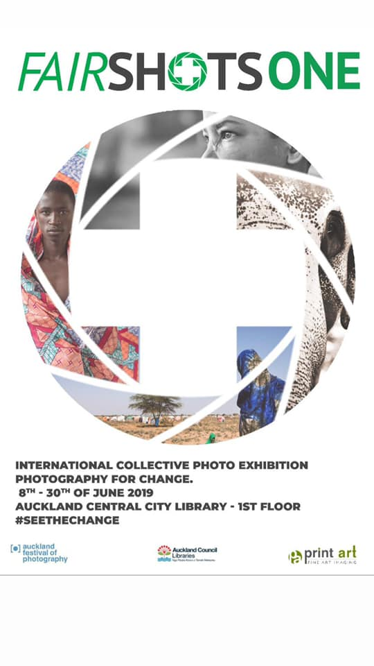 FAIR SHOTS COLLECTIVE TRAVELING EXHIBITION