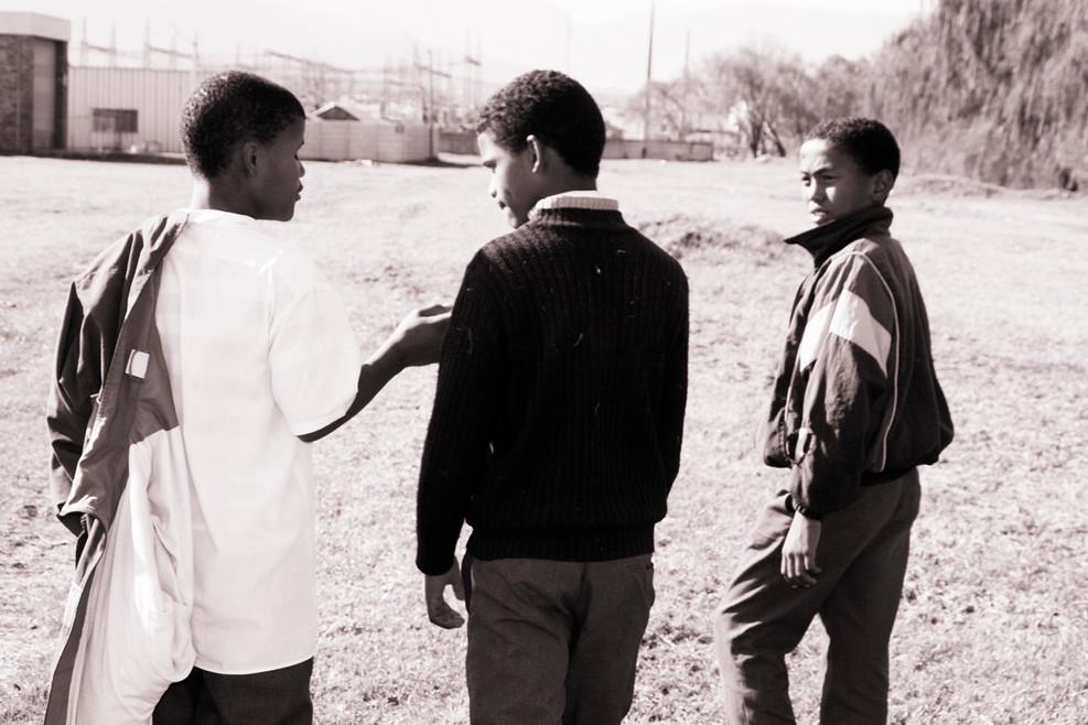 Black Boy Joy, in conversation, Cape Town South Africa.