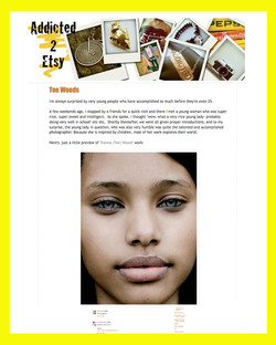 SIMPLY CYN ONLINE FEATURE