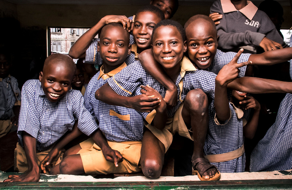 To find out more on Teach for Nigeria and the incredible work there doing, follow the link http://www.teachfornigeria.org