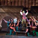 Petruchio and men's ensemble