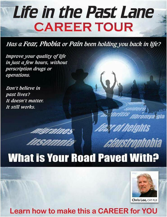 Life in the Past Lane Chris Lee Career Tour