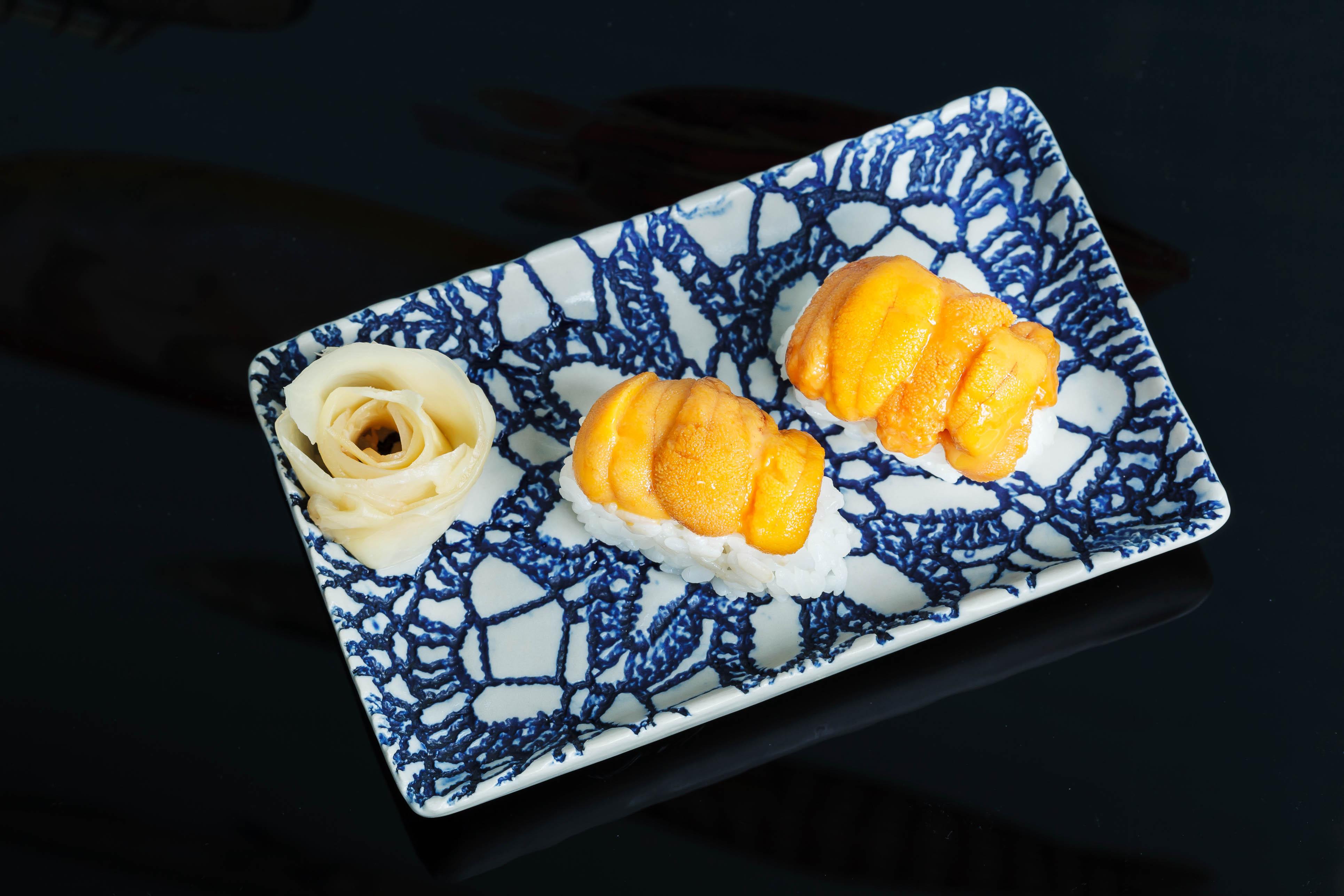 Premium Japanese Uni Sushis