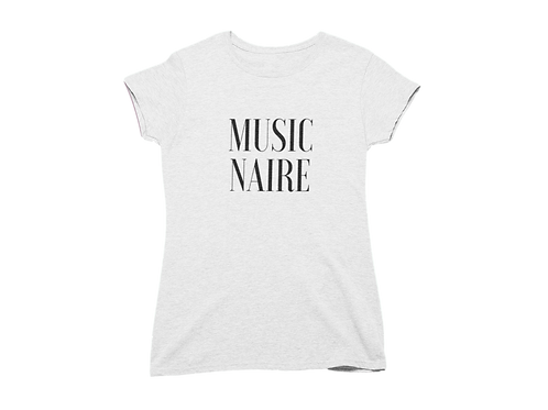 Women White Tee Shirt