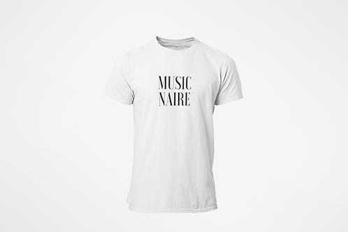 Men White T-Shirt