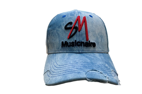 SM Original Blue Jean Cap
