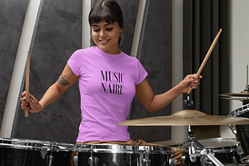 t-shirt-mockup-featuring-a-female-drumme