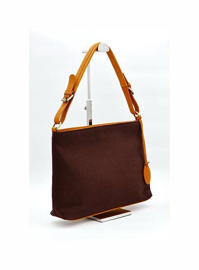 Canvas Hobo Style Shoulder Bag, Tote, Handbag