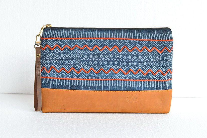 Tribal Bag, Unisex Clutch, Wallet Pouches, Clutch Bag Purse