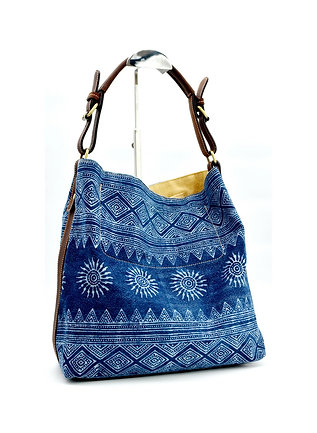 Sarah, Tribal Bag, Hobo, Shoulder Bag