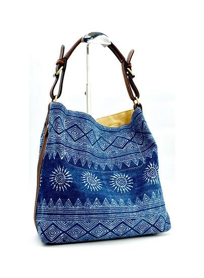 Sarah, Tribal Bag, Hobo, Shoulder Bag