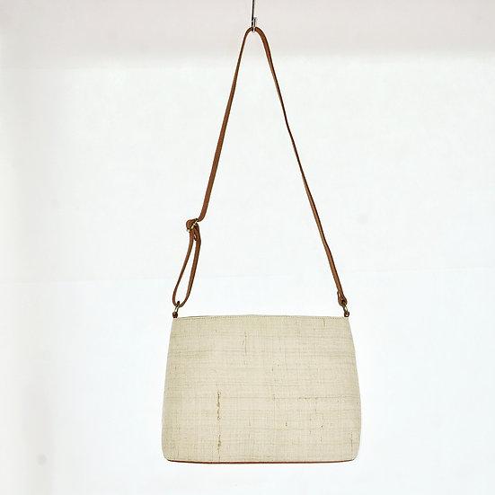 Tribal Hemp Shoulder Bag, Hobo