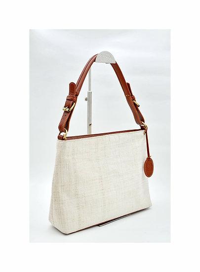 Tribal Hemp Hobo Style Shoulder Bag, Tote, Handbag