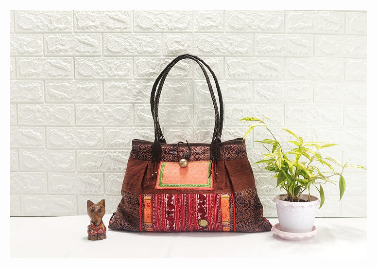 Bohemian Handbags, Tribal Bag, Shoulder Bags