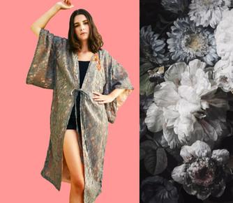 Toutes en kimono!