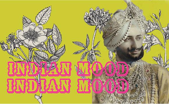 "carte ""indian mood"""
