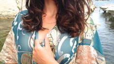 kimono butterfly solde une seule pièce/beachwear pour vos prochaines vacances au soleil -30%
