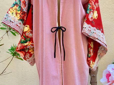 New ! le kimono babybink vintage