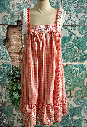 SUMMER DRESS CAPRI