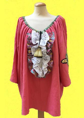 nouveau! la robe tunique CUBA!