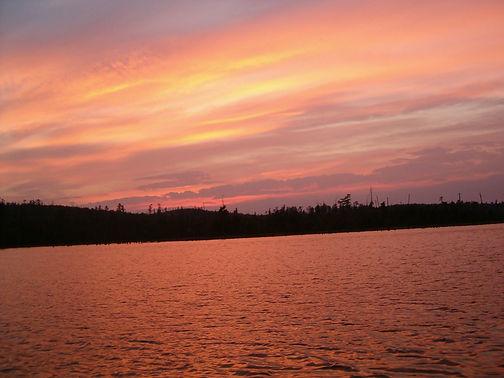 Sunset Sept 25, 2004.JPG