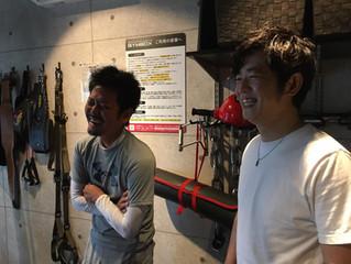 7月18日早朝合同筋トレ!