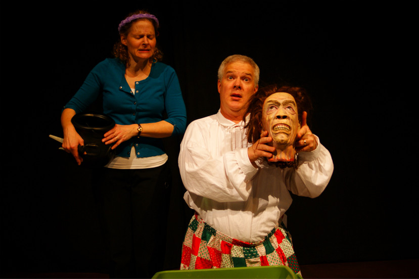 Theatre B, 2013