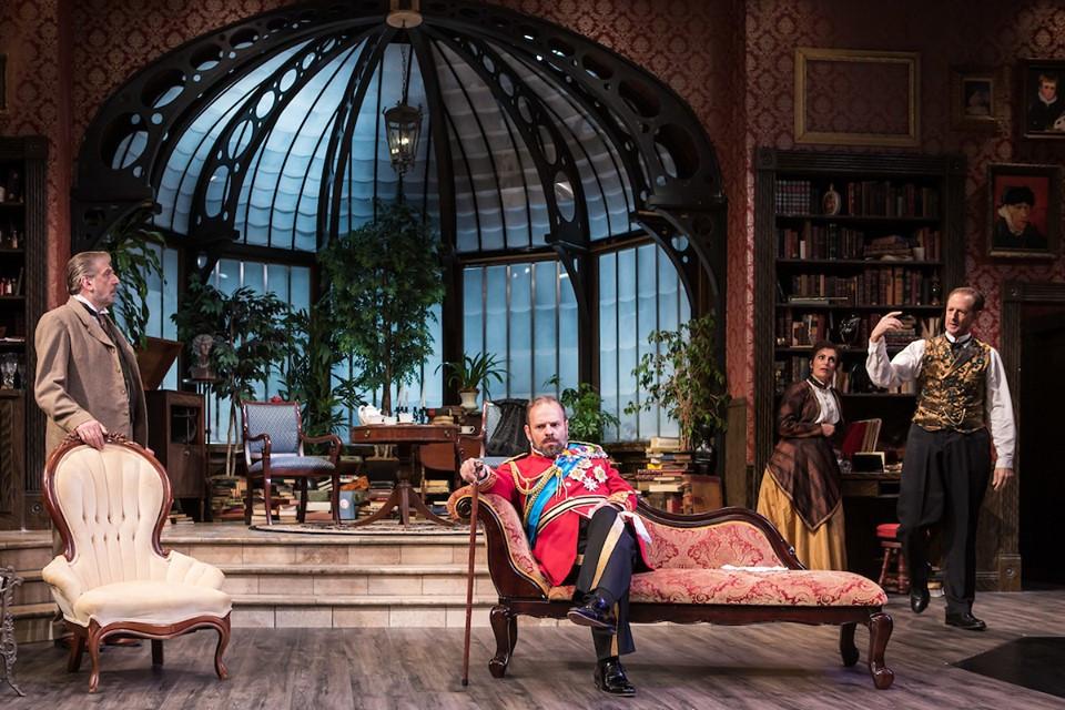 Purple Rose Theatre Company, 2019