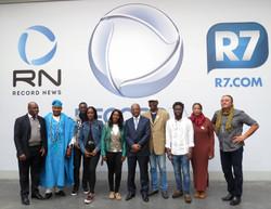 Escritores Africanos na Tv Record