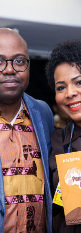 Autor Angolano Acaba no Bunge no evento da Literáfrica
