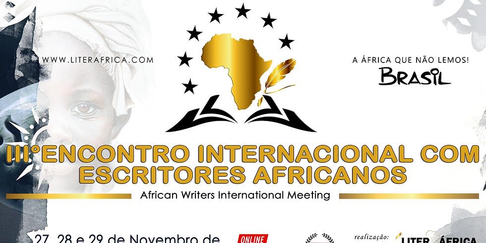 III° Encontro Internacional com Escritores Africanos 2020
