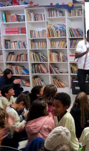 Palestras em Escolas Públicas e Privadas