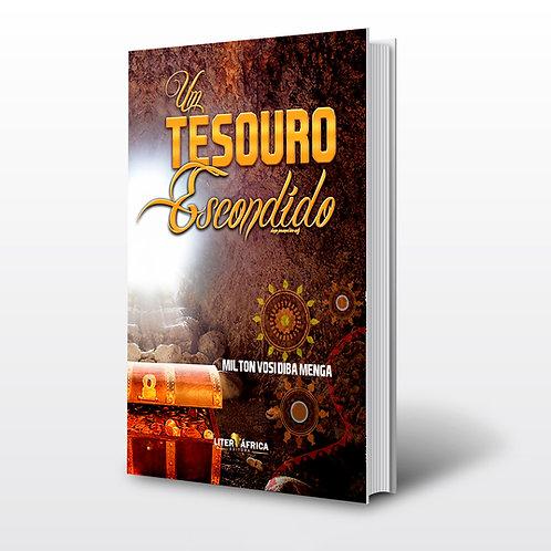 Livro - Um Tesouro Escondido - Milton Vosi Diba Menga (Religião, Angola)