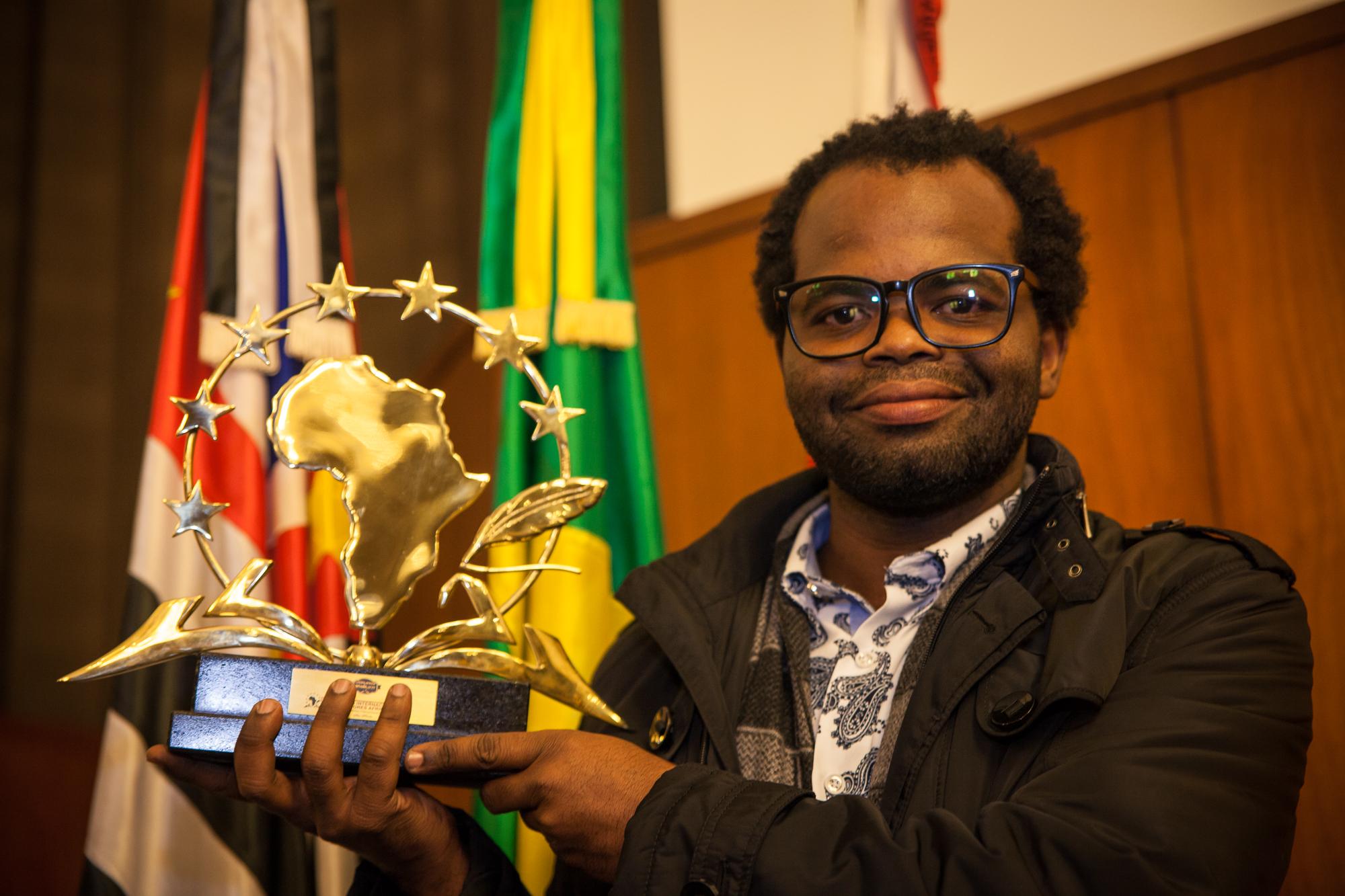 Palestrante Moçambicano, Pedro Pereira Lopes
