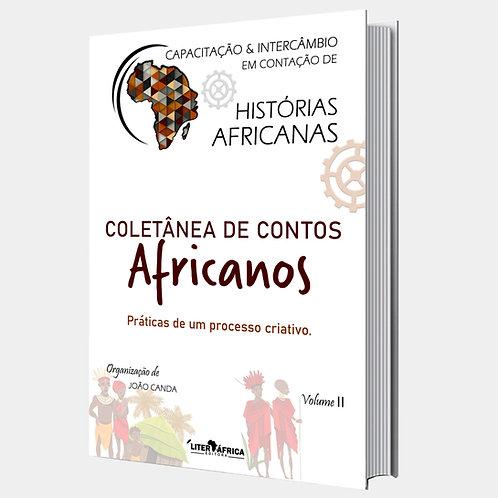 Livro: Coletânea de Contos Africanos - Volume II