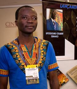 Palestrante Gilbert Kpossoubo, Benin
