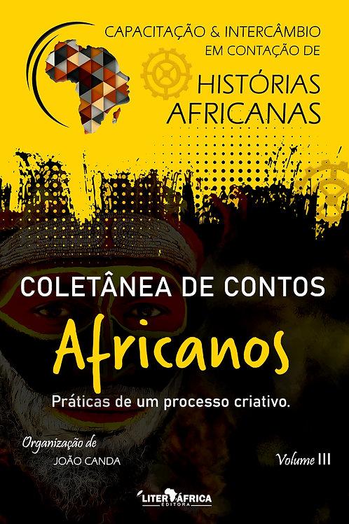 Livro: Coletânea de Contos Africanos - Volume III . Edição Limitada