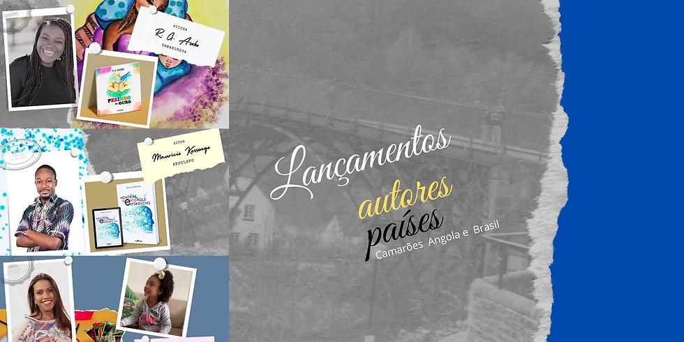 LANÇAMENTO DE LIVROS | Literáfrica Editora