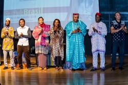 Escritores e Palestrantes Africanos