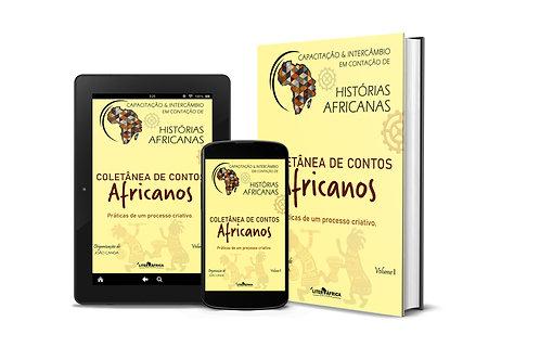 Ebook: Coletânea de Contos Africanos - Volume I . Edição Especial