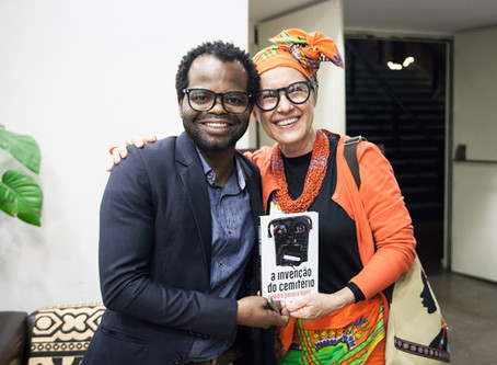 Pedro Pereira Lopes participa no 2º Encontro Internacional com Escritores Africanos no Brasil